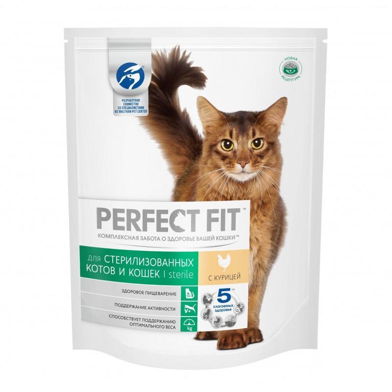 Кошачий корм перфект фит отзывы