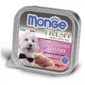 Корм Monge Dog Fresh конс 100г д/собак тунец